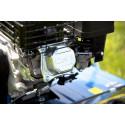 HYUNDAI Scarificateur thermique 212 cm³ 40 cm 30 L 2000 m² HST4020