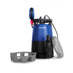 HYUNDAI Pompe d'évacuation 2en1 - Eaux claires & chargées - 17500L/H HFP750