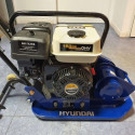 HYUNDAI Plaque vibrante 196 cm³ 5.5 hp HCOMP170-1