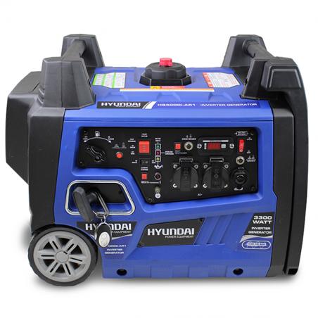 HYUNDAI Groupe electrogene inverter 3300W HG4000I-AR1