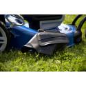 HYUNDAI Tondeuse électrique 1600 W 42 cm - poussée - 3 roues HTDE421RP