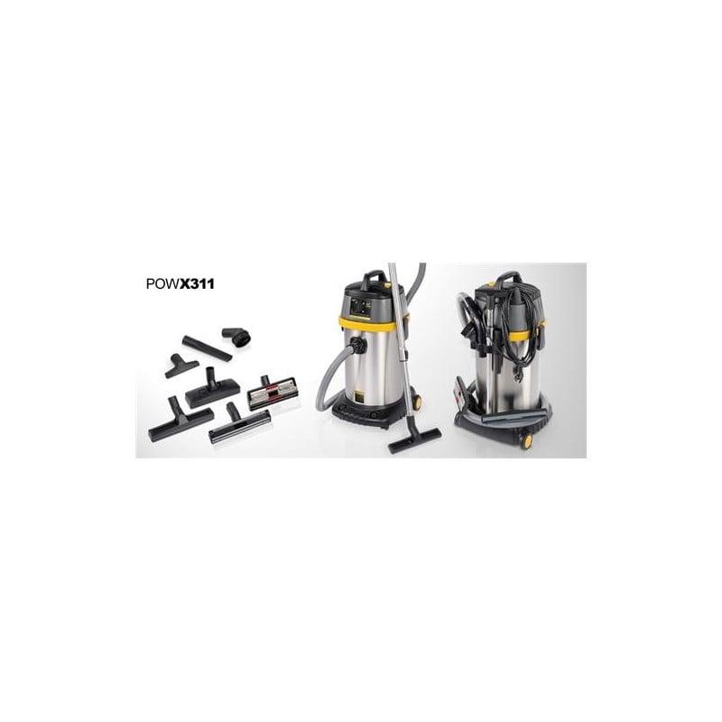 POWERPLUS Aspirateur Eau et Sec 1000W 30L - POWX311