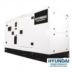 HYUNDAI Groupe électrogène industriel Diesel 14kVA DHY14KSE (triphasé)
