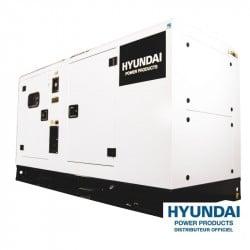 HYUNDAI Groupe électrogène industriel Diesel 34kVA DHY34KSE (triphasé)