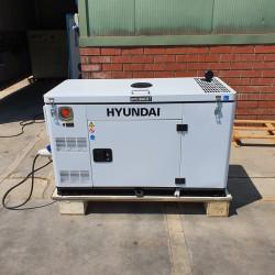 HYUNDAI Groupe électrogène 12kVA DHY12000XSE-T