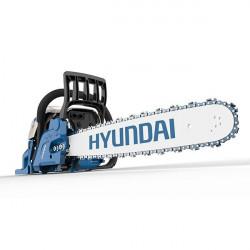 HYUNDAI Tronçonneuse à essence 62cc HYC6220