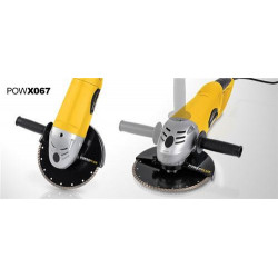 POWERPLUS Meuleuse d'angle 2450W 230 mm - POWX067