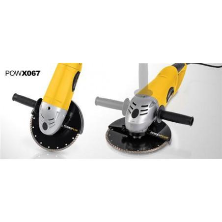 POWERPLUS Meuleuse d'angle 2450W 230 mm - POWX067