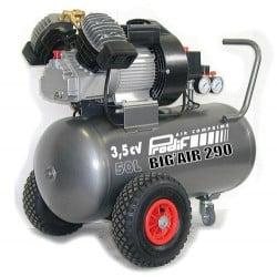 PRODIF Compresseur coaxial 50l lubrifie 3,5cv - v204705g
