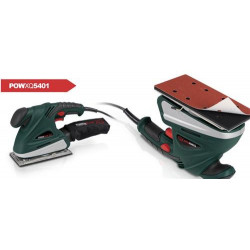POWERPLUS Ponceuse vibrante 250 W - POWXQ5401