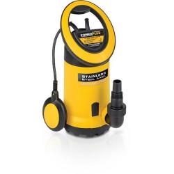 POWERPLUS Pompe d'évacuation eaux claires 400 W - POWXG9402