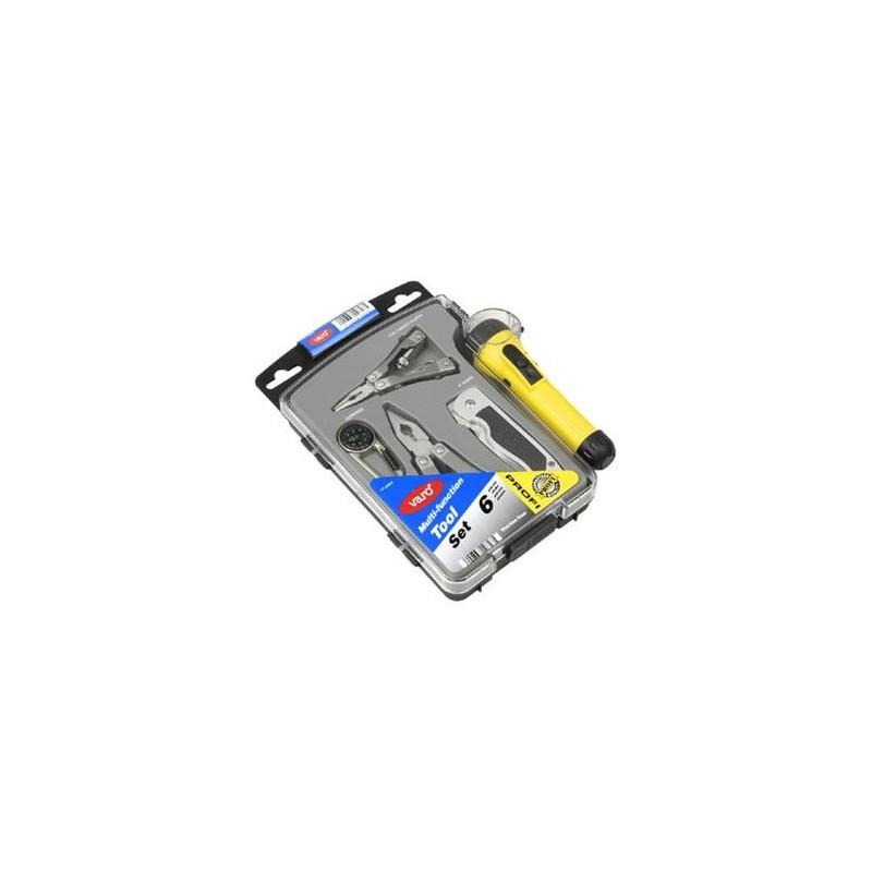 Set multifonction 6 pcs VT 20835