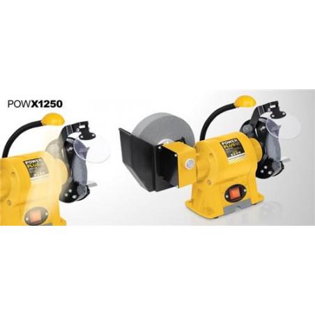 POWERPLUS Touret à meuler 350 W - POWX1250