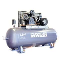 PRODIF Compresseur courroie tri-cylindre 500 litres WCF050500300