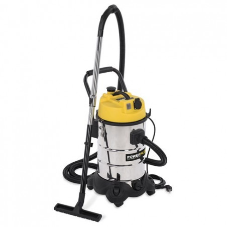 POWERPLUS Aspirateur eau et sec 1200W - POWX324