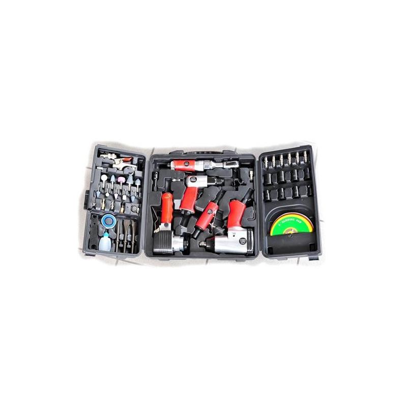 PRODIF Kit 57 outils et accessoires compresseur - PC 50000