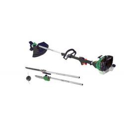 TCK Kit debroussailleuse thermique 4en1 30cc dcbt4in1