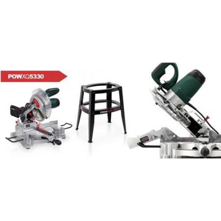 POWERPLUS Scie à onglet 1500W 254mm - POWXQ5330