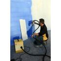 AEROMAX Station de peinture avec 2 pistolets métal - Aeromax 4000