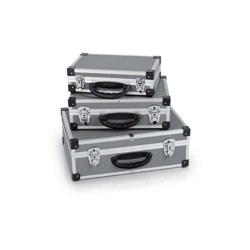 npu Valises 3 en 1 aluminium prm 10120