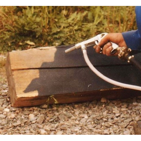 Bache de protection 4x4m 140gr KRT660204