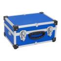 Caisse à outils bleue prm 10106BL